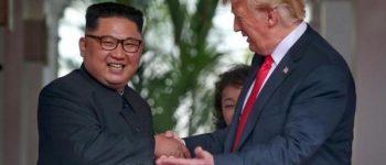 رهبران آمریکا و کره شمالی دعوت جهت دیدار از کشورهای یکدیگر را پذیرفتند